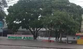 RM Ringin Asri Rugi Rp 150 juta akibat banjir Malang