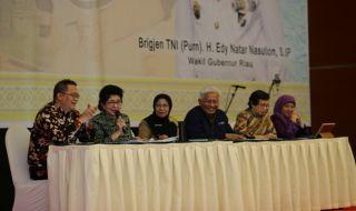 Pemprov Riau Percepat Mutu Sarpras Pelayanan Kesehatan