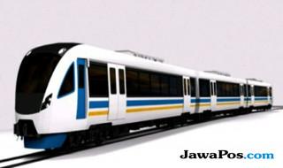 Desain Kereta LRT Palembang
