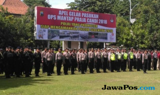 Pengamanan Pilgub Jateng