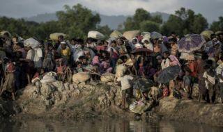 rohingya, pengungsi rohingya, myanmar, india,