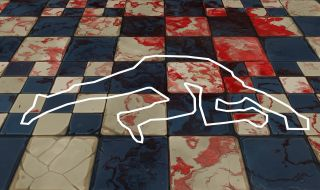pembunuhan, jasad mantan istri, singapura, koper,