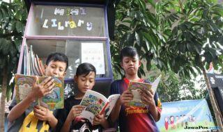 Pentingnya Literasi Bagi Tumbuh Kembang dan Masa Depan Anak