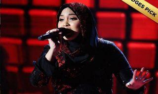 Penyanyi Indonesia Siti Saniyah Lolos ke Grand Final Asia's Got Talent