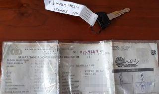 Pepet Pengendara Sampai Oleng, 2 Bandit Dibekuk Polres Mojokerto Kota