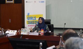 Perkenalkan, Tania, 'Menteri Keuangan' Sehari Asal Solo