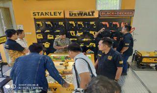 Perluas Pasar, Stanley Black & Decker Buka Service Center di Semarang