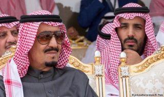 raja salman, MBS, arab saudi,