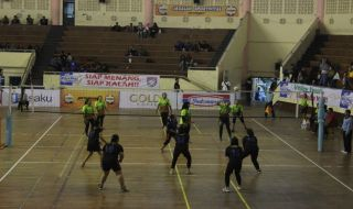 Voli, PBVSI, Indomaret, Magetan, Indomaret – Golda Volleyball Tournament 2018