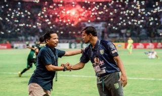 Persebaya Surabaya, Djadjang Nurdjaman, Persib Bandung, PSMS Medan