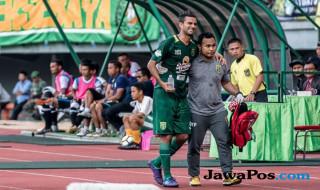Persebaya Surabaya, Otavio Dutra, Liga 1 2018, Otavio Dutra Cedera, Rachmat Irianto