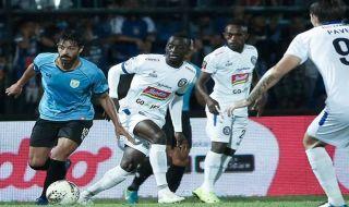 Piala presiden 2019, Arema FC, Persela Lamongan, Persela 1-0 Arema