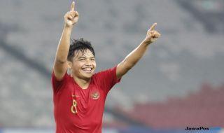 Persiba Balikpapan, Witan Sulaeman, Liga 2 2019, Timnas U 19