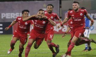 Persija Jakarta, Liga 1 2018, Stadion Patriot, Perseru Serui