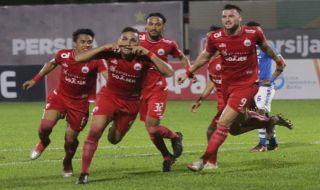 Persija Jakarta, PSSI, Ratu Tisha Destria, Ratu Tisha, Stadion Patriot