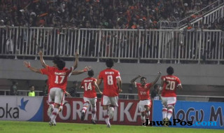 Persija Jakarta, Gede Widiade, Liga 1, Stadion Patriot, Stadion Utama Gelora Bung Karno