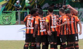 Liga 1 2018, Persipura jayapura, Perseru Serui, Persipura 0-2 Perseru