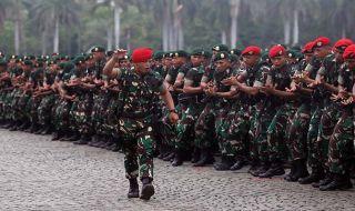 Perwira TNI Pegang Jabatan Sipil Penuh Dilema