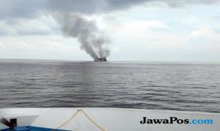 kebakaran kapal