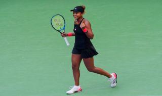 Tenis, AS Terbuka 2018, Naomi Osaka