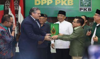PKB Resmi Jadi Partai Pertama Di Indonesia yang Gabung dengan CDI