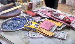Polisi Bongkar Home Industri Ekstasi Palsu