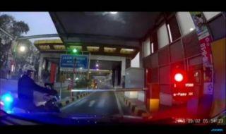 Polisi Kantongi Identitas Pelaku Perusakan Palang Pintu Tol Cengkareng