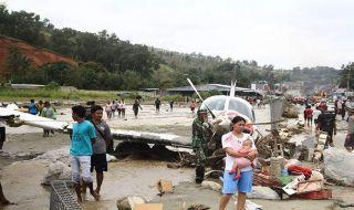 Polisi Selidiki Penyebab Banjir Bandang di Sentani