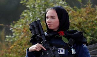 Polisi Tingkatkan Keamanan di Masjid Selandia Baru