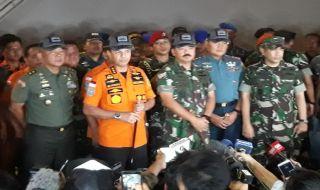 Basarnas dan Panglima TNI