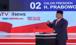 Prabowo: Generasi Saya Tidak Beres, Gak Usah Dicontoh