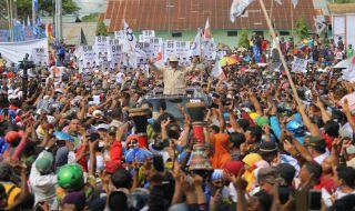 Prabowo: Saya Sudah Menjelajahi Rawa-Rawa Perbatasan