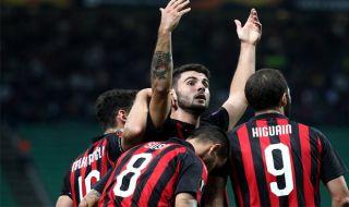 Serie A 2018-2019, Liga Italia, AC Milan, Sampdoria