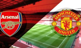 arsenal vs man united