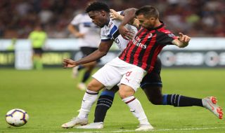 Serie A 2018-2019, Liga Italia, AC Milan, Atalanta