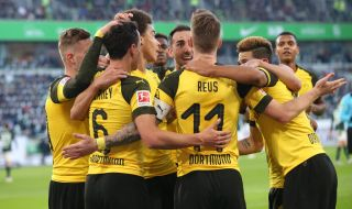 Liga Champions 2018 2019, Atletico Madrid, Borussia Dortmund
