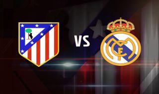 Atletico Madrid, Real Madrid, Diego Simeone, Santiago Solari