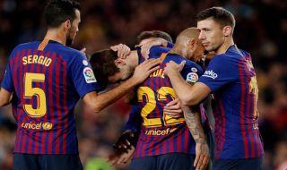 Prediksi Barcelona vs Rayo Vallecano, La Liga 2018-2019, Liga spanyol, Barcelona, Rayo Vallecano