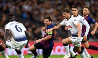 Liga champions 2018-2019, Barcelona, Tottenham Hotspur, Prediksi Barcelona vs Tottenham Hotspur