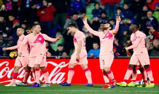 La Liga 2018-2019, Liga Spanyol, Barcelona, Valladolid