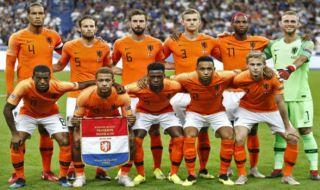 UEFA Nations League, Timnas Belanda