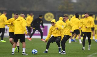 Borussia Dortmund, Atletico Madrid, Liga Champions 2018 2019