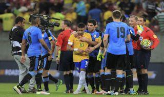 brasil vs uruguay