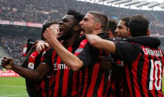 Serie A 2018-2019, Liga Italia, AC Milan, Chievo