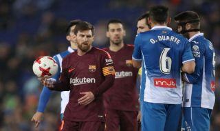 La Liga 2018-2019, Liga Spanyol, Espanyol, Barcelona, Prediksi Espanyol vs Barcelona, Derby Catalan