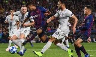 Liga Champions 2018-2019, Inter Milan, Barcelona
