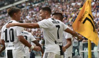 Serie A 2018-2019, Liga Italia, Juventus, Cagliari