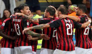 Serie A 2018-2019, Liga Italia, Lazio, AC Milan