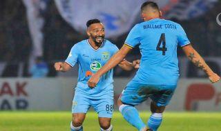 Persela Lamongan, Persib Bandung, Liga 1 2018