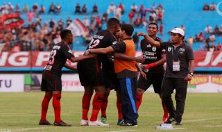 Liga 1 2018, Persipura jayapura, Perseru serui, Persipura vs Perseru